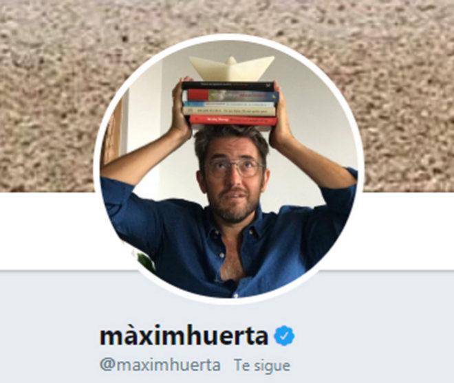 Imagen que encabeza la cuenta de Twitter del nuevo mibnistro de...