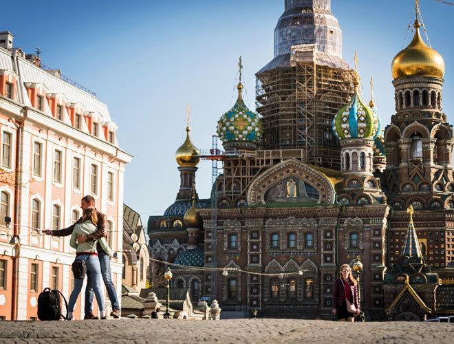 San Petersburgo, la ciudad rusa menos rusa