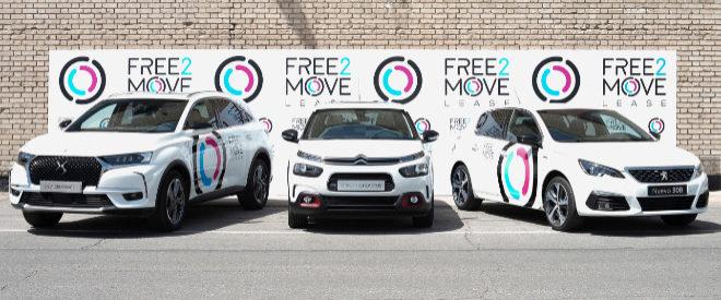 free2move lease psa aumentar su flota de renting un 35 en 2019 y en 2021 estar en todo el. Black Bedroom Furniture Sets. Home Design Ideas