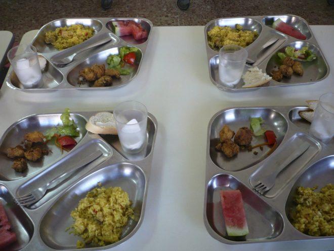 Educación instalará en todos los comedores escolares vascos ...
