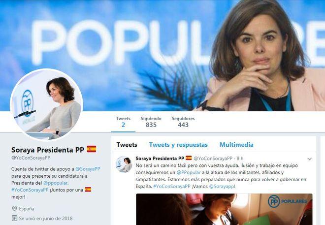 Los aspirantes para suceder a Rajoy tantean sus apoyos en el PP