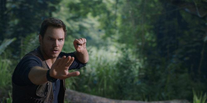 Triunfo total de 'Jurassic World: El reino caído' en su estreno