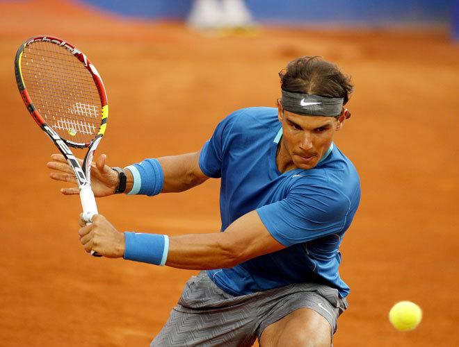 El reciente campeón de Roland Garros, Rafael Nadal.