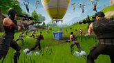 Fotograma del videojuego Fortnite para Xbox.