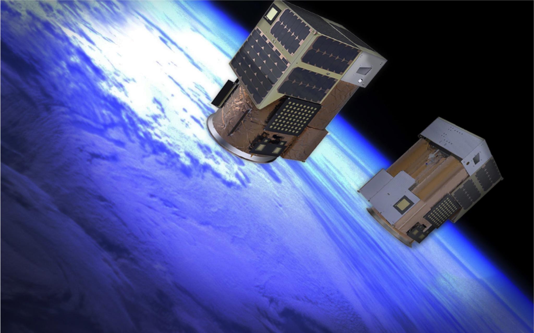Un Fitbit Satelital Para La Tierra Innovadores