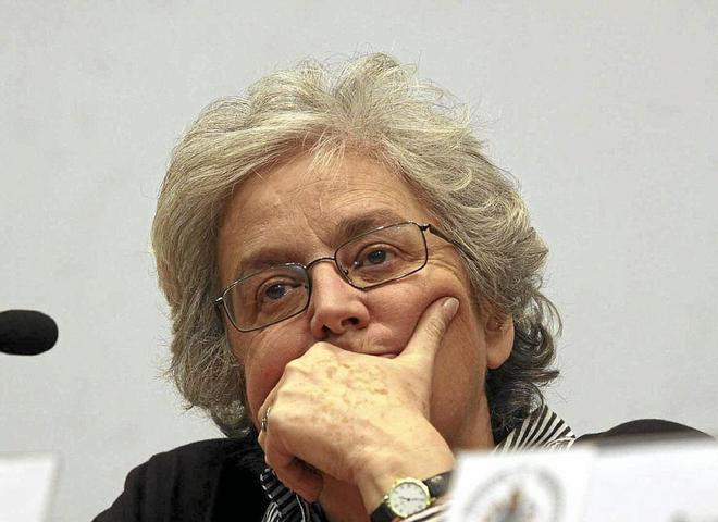 La directora de 'El País', Soledad Gallego-Díaz.