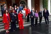El Gobierno de Pedro Sánchez antes de su primer Consejo de Ministros