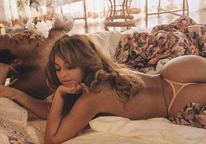 Las Impactantes Fotos De Beyoncé Desnuda Junto A Jay Z Para