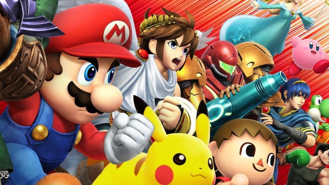 Nintendo Direct: Super Smash Bros es el gran lanzamiento de Switch para 2018