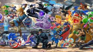 Super Smash Bros domina el Nintendo Direct del E3