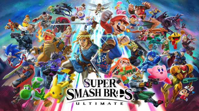 Nintendo Direct: Super Smash Bros Ultimate es el gran lanzamiento de Switch para 2018
