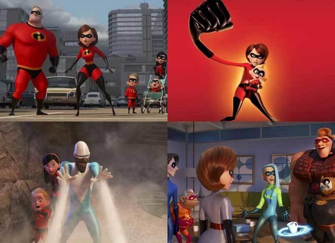 'Los Increíbles 2': ahora los superpoderes femeninos salvan el mundo