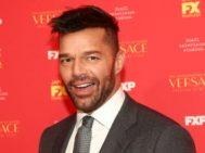 Ricky Martin en una proyección especial de 'El asesinato de Gianni Versace: American Crime Story'