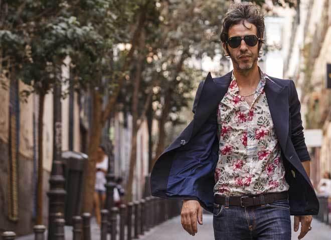 """Marc Ros, cantante de Sidonie: """"Soy el único rockero que lleva pijama"""""""