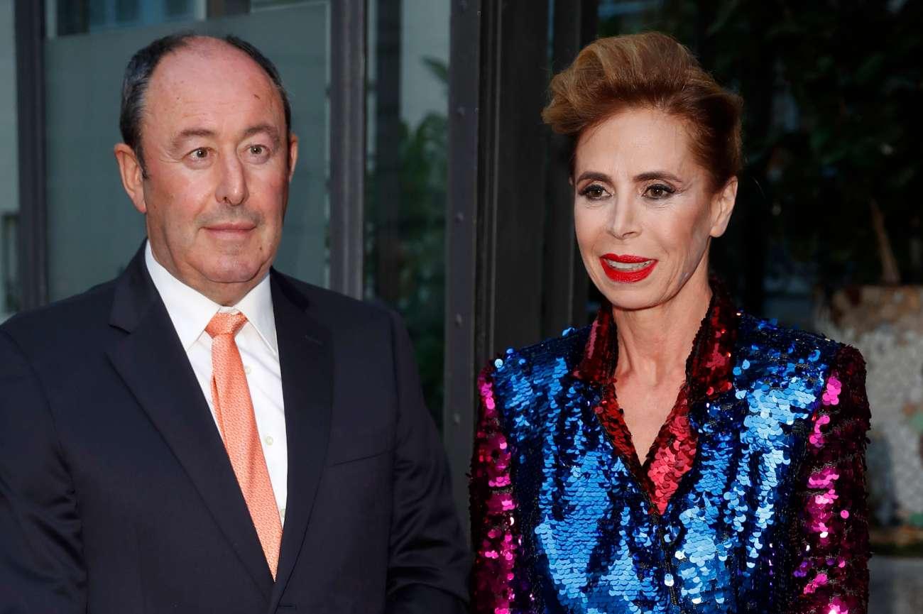 Agatha Ruiz de la Prada y El Chatarrero pasaron de tener una...