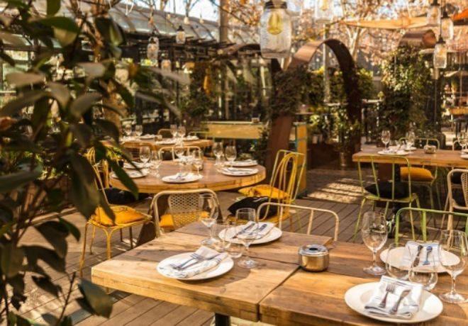 Los 30 Mejores Restaurantes Con Terraza De Madrid Gastronomía