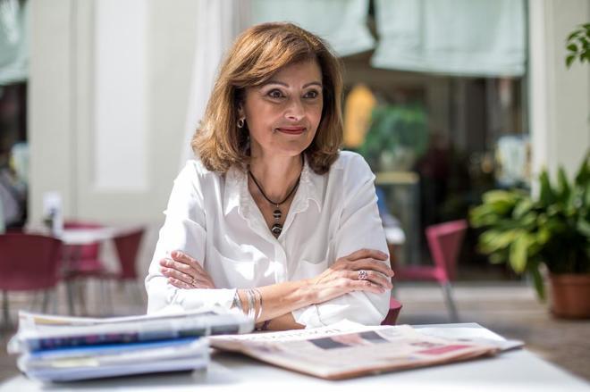 Ana Botella, diputada del PSOE por Valencia.