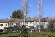Grupo de viviendas en la localidad madrileña de Pozuelo de Alarcón.