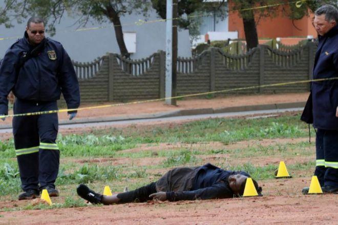 Al menos dos muertos en un ataque con arma blanca en una mezquita de Sudáfrica