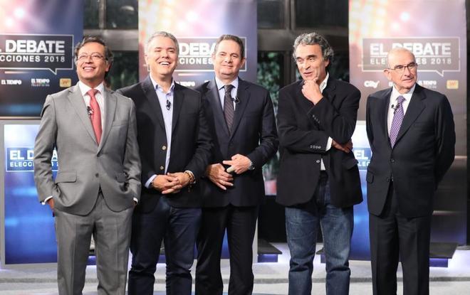 Colombia y la polarización