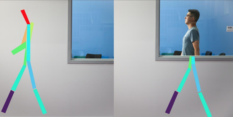 El Wifi y la inteligencia artificial ya permiten ver quién hay detrás de una pared