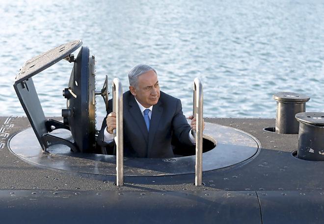 Un búnker nuclear secreto en las entrañas de Jerusalén