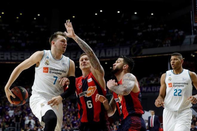 Real Madrid - Baskonia: una respuesta contundente, una final ...