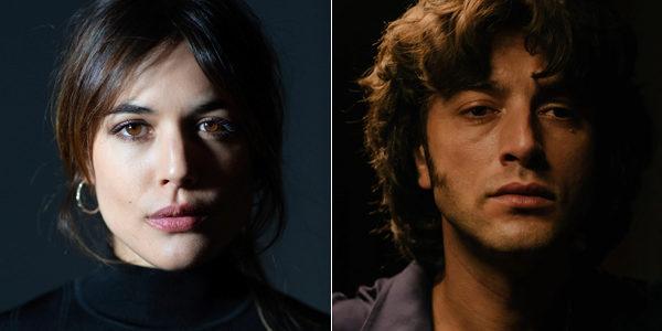 Adriana Ugarte y Javier Rey protagonizarán la serie 'Hache'.