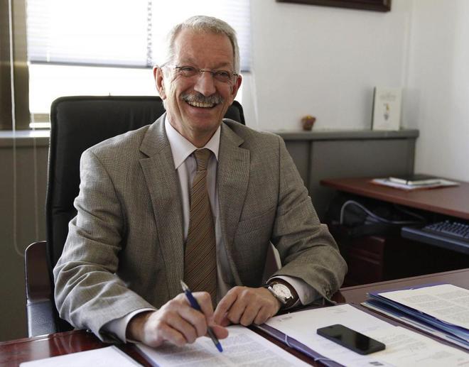 Alejandro Tiana, secretario de Estado de Educación.