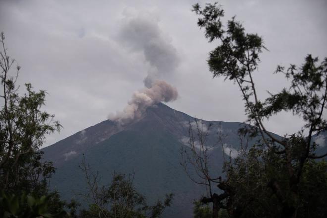 El Volcán de Fuego deja ya 114 muertos en Guatemala