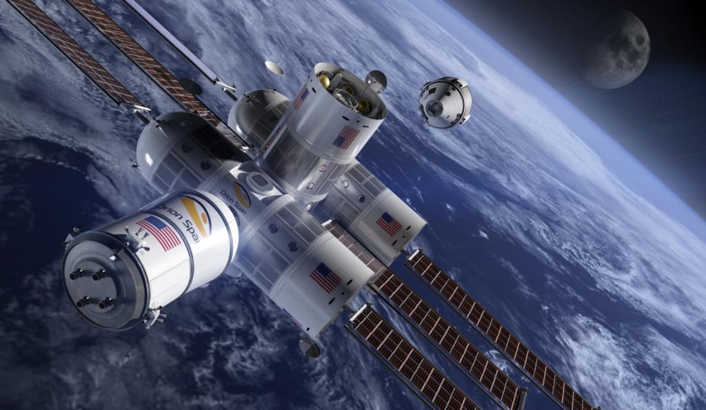 Trump quiere privatizar la Estación Espacial Internacional