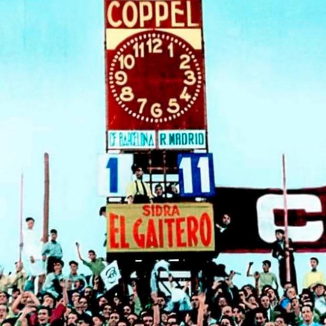 En la semana del 75º aniversario del 11-1 del Real