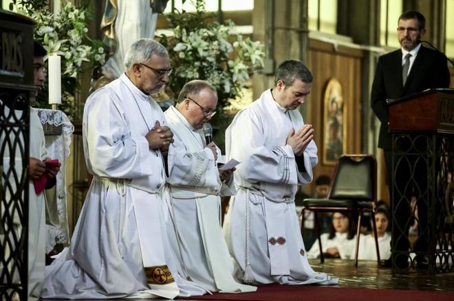 El Papa acepta la renuncia del obispo chileno Juan BarrosLos