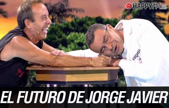 El final de Jorge Javier Vázquez en televisión