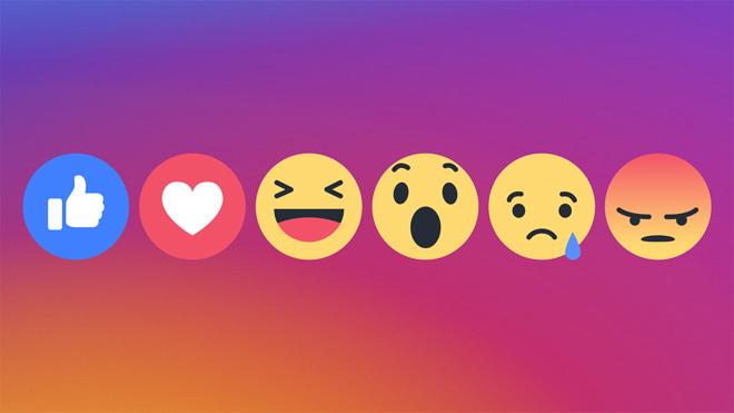 Instagram Stories pronto tendrá las 'caras enfadadas' de Facebook