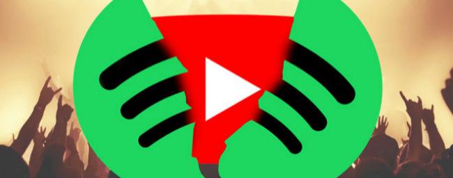 YouTube Music llega hoy a España, ¿podrá competir con Spotify?