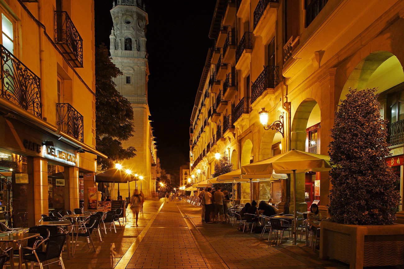 Si sólo se pudiera elegir una calle de tapeo es España muchos...