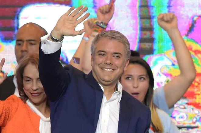Colombia no olvida y da el triunfo a Duque