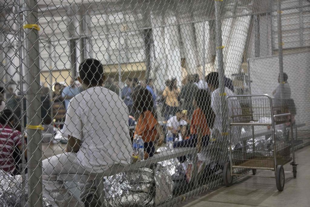 Resultado de imagen para EEUU niños migrantes