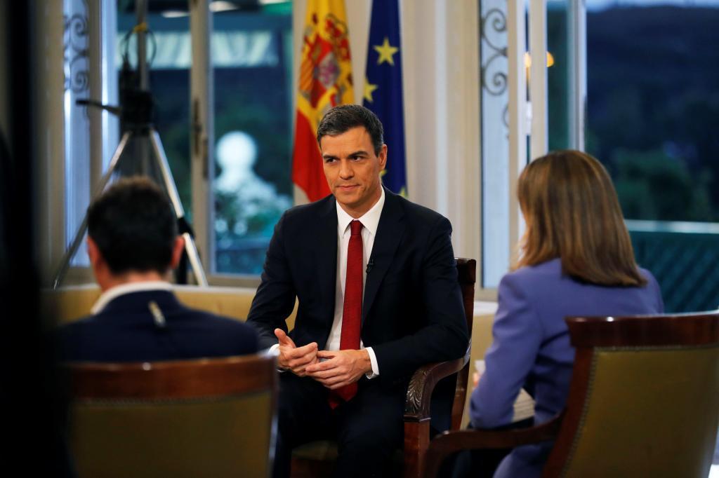 El presidente del Gobierno, Pedro Sánchez, ha desvelado hoy que