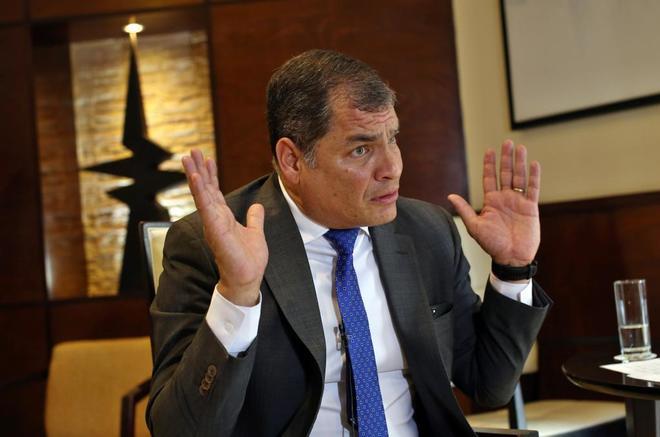 El Supremo de Ecuador vincula al ex presidente Correa en el secuestro del ex legislador Fernando Balda