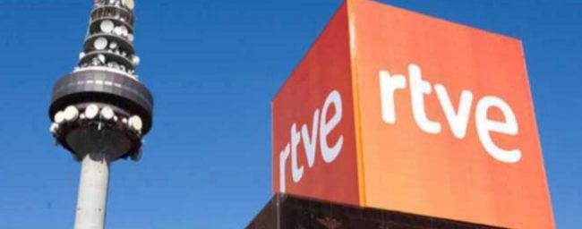 Centro de RTVE en Torrespaña.