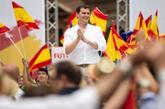 Albert Rivera, en un acto celebrado la pasada semana en Málaga.