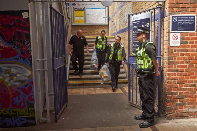 Muere un joven español arrollado por un tren en Londres