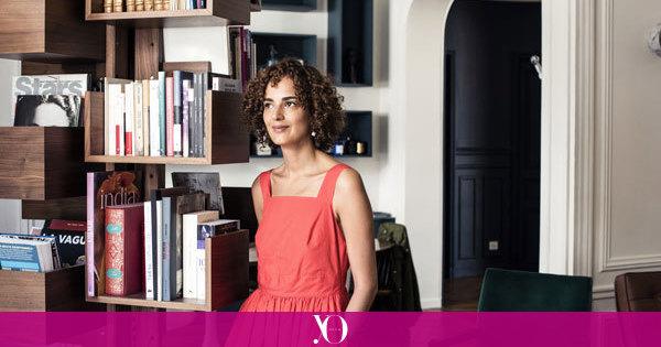 La escritora denuncia en sus libros las injusticias y los