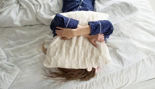 La ansiedad puede anclarte a la cama, literalmente.
