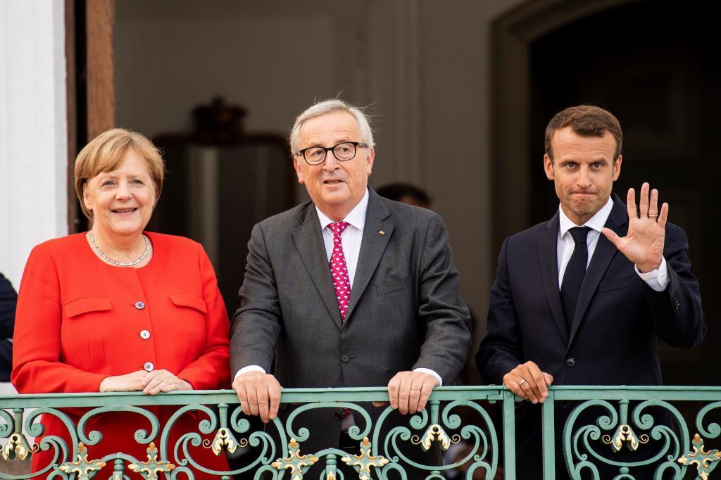 Invita a los líderes de Alemania, Italia, Austria, Bulgaria, Malta,