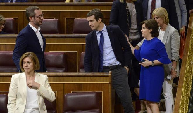 Ana Pastor no se presenta a liderar el PP por