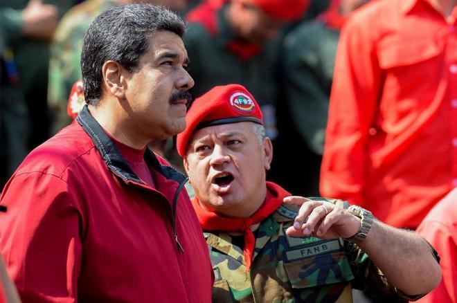 Diosdado Cabello, elegido por aclamación presidente de la Asamblea Constituyente