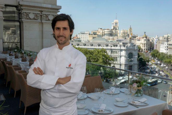 Restaurante Terraza De Cibeles Madrid